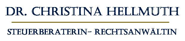 Rechtsanwältin & Steuerberaterin Dr. jur. Christina Hellmuth, Lauf an der Pegnitz